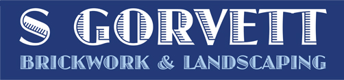 S Gorvett Brickwork & Landscaping Logo